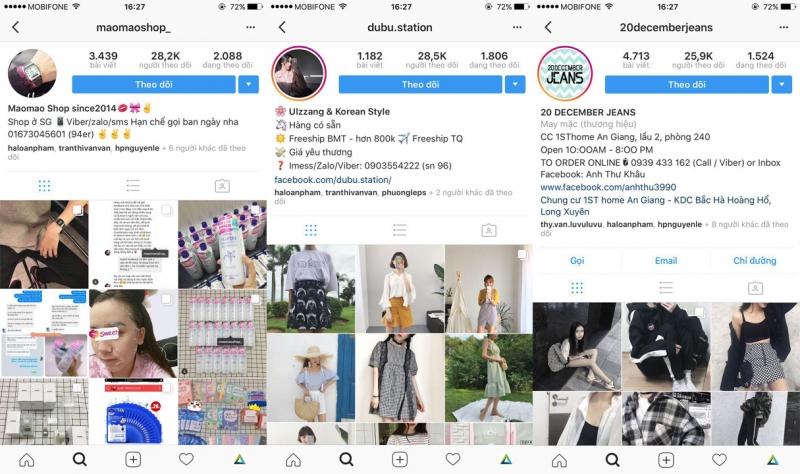 tăng người theo dõi trên instagram