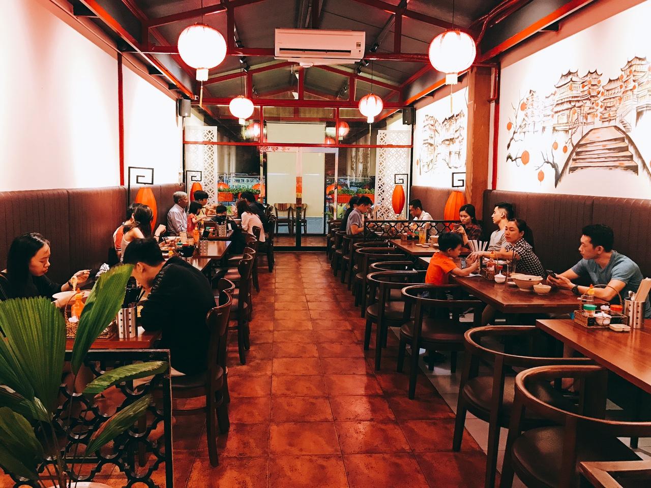 nhà hàng mì hong kon quận 7