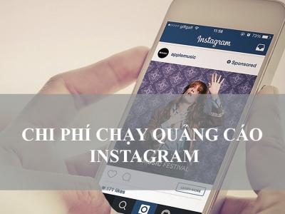Chi phí quảng cáo Instagram bao nhiêu là đủ và ra đơn hàng