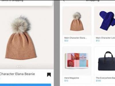 Tính năng mới của Instagram cho phép mua sắm ngay từ video của shop