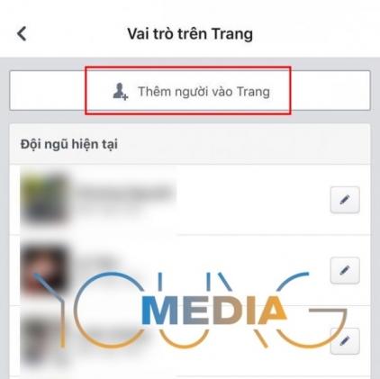 Hướng dẫn thêm người vào trang Facebook